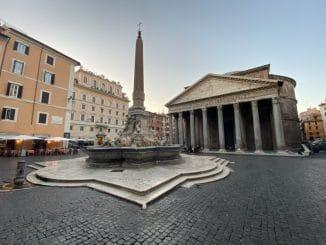Pantheon Piazza della Rotonda