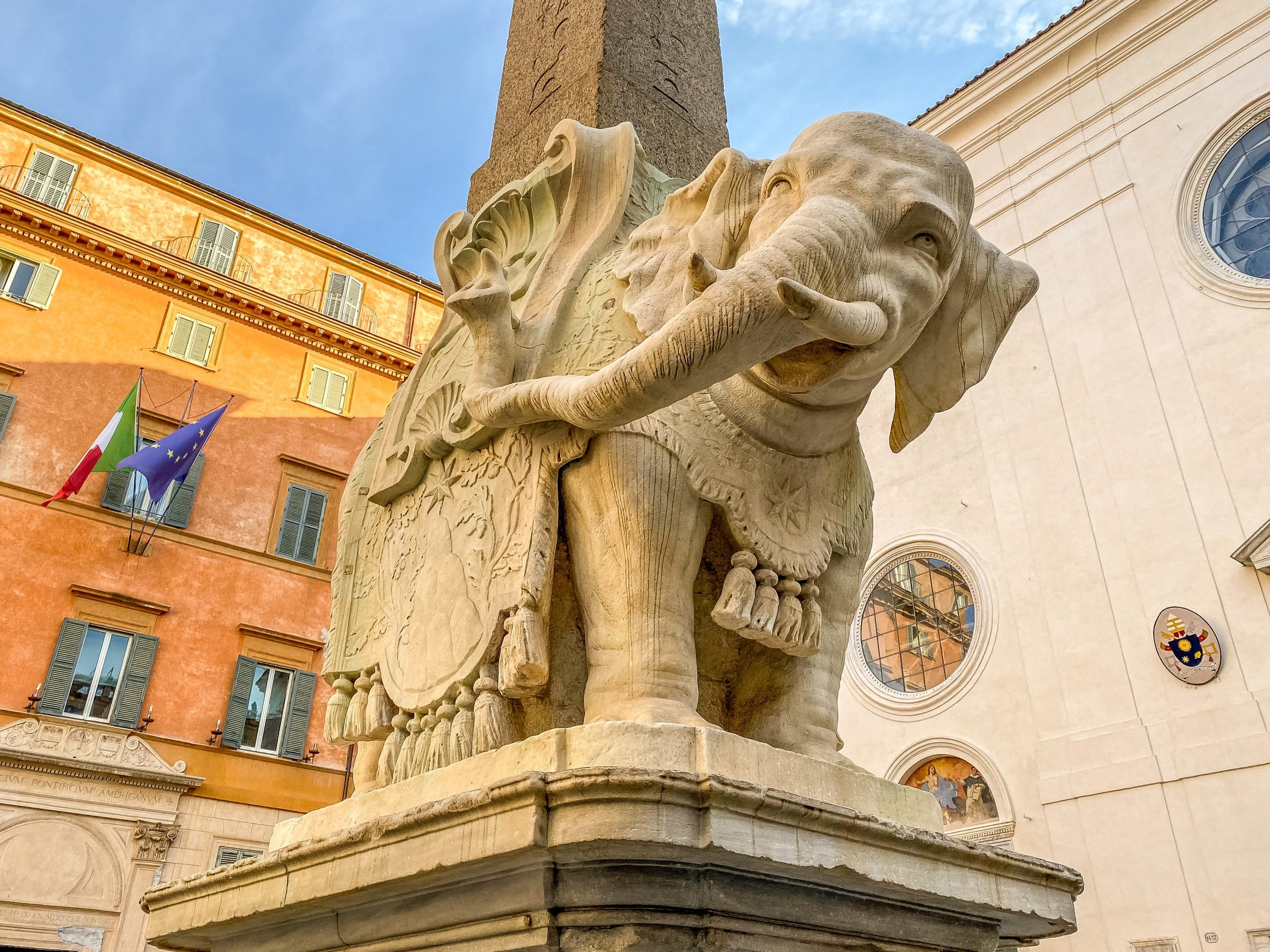 Olifantje van Bernini